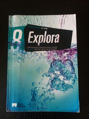 Explora 8 - FQ 8° Ano - Manual
