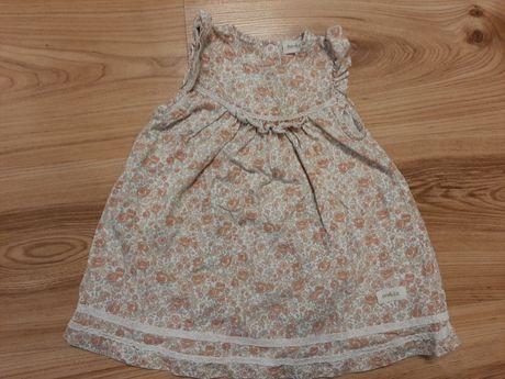 Sukienka Newbie 62cm 3-6m