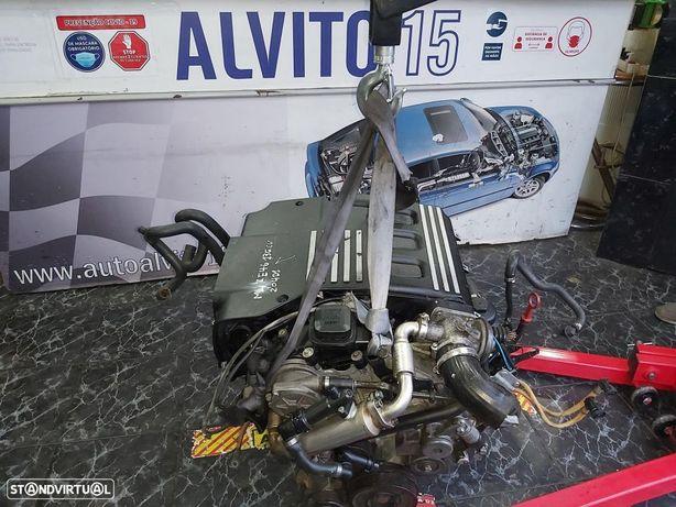 Motor Completo Bmw 320D 520D M47 E46 136cv  Ref: 20 4D1