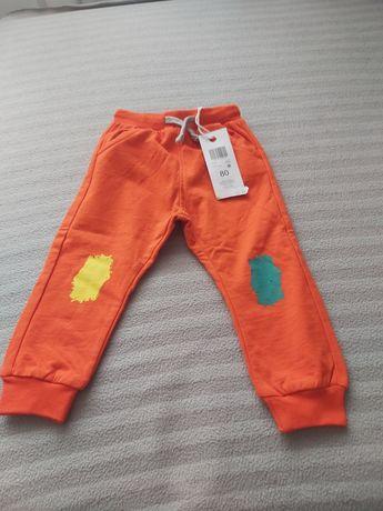 Spodnie 5.10.15 r.80