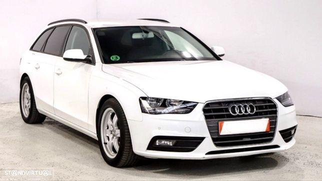 Audi A4 Avant 2.0 TDi Multitronic Sport