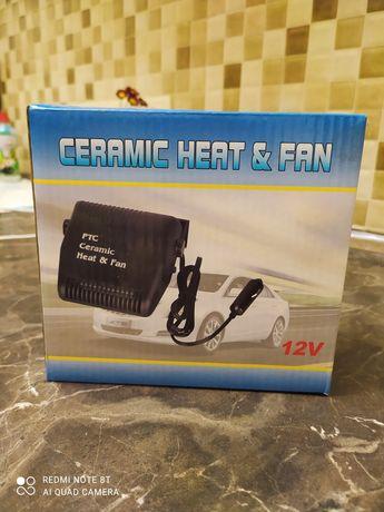 ОПТ Обогреватель для машины Ceramic Heat Fan 701