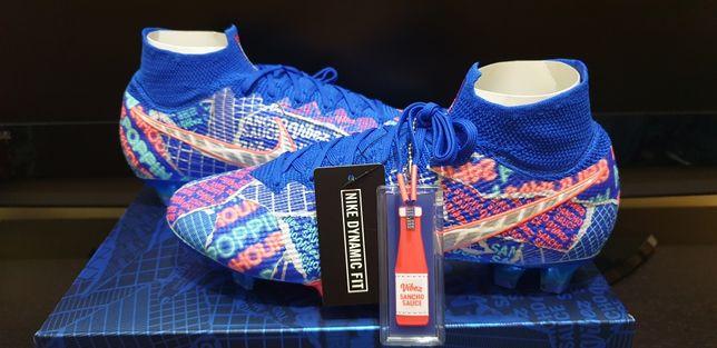 Chuteiras novas originais Nike Mercurial Superfly 7 Elite FG.