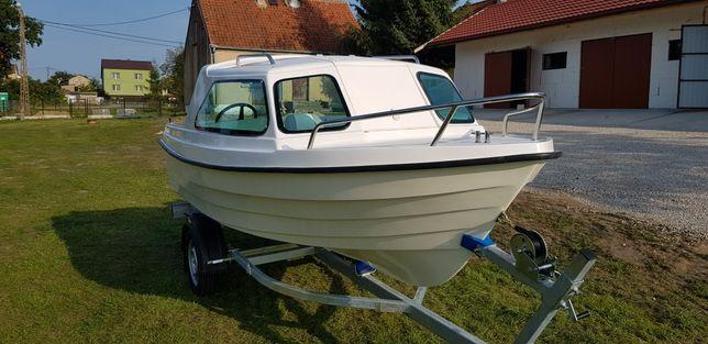 Łódka Kabinowa Wind 430 / Kabinówka  /