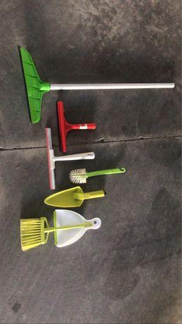 Kit de Limpeza e Jardinagem