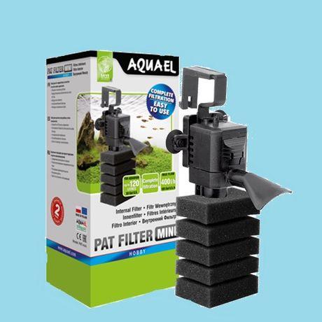 Filtr wemnętrzny do akwarium Aquael Pat mini 4 W