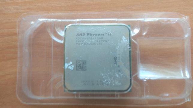Процессор AMD Phenom II X4 965 (HDZ965FBK4DGM)