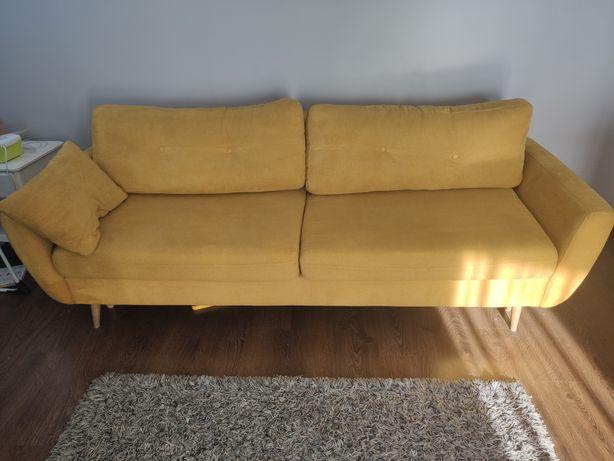 Sofa rozkładana i fotel Harris