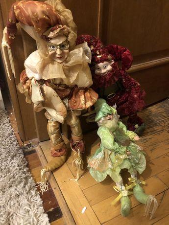 Карнавальні ляльки