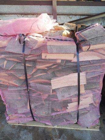 Drzewo opałowe bukowe