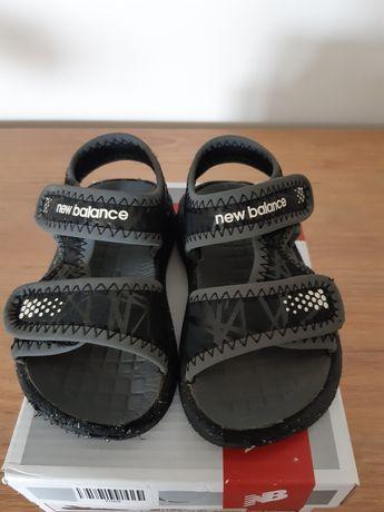 Sandałki dla chłopca NB