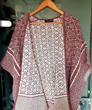 Kardigan sweter jak płaszcz Dorothy Perkins r.S/36/onesize