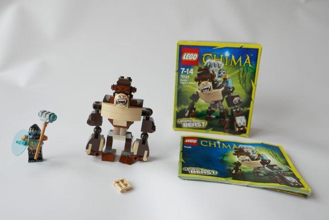 LEGO 70125 CHIMA Legendarna bestia goryl