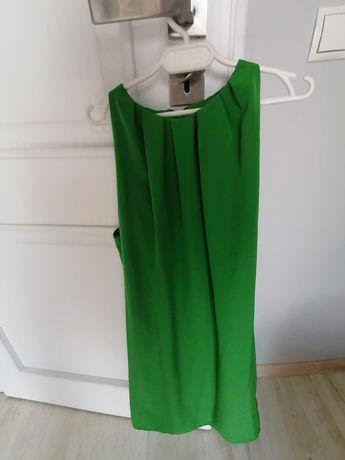 Sukienka zielona roz M