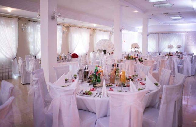 Oddamy termin wesela 14.08.2021 (sobota) w hotelu w Wiązownej