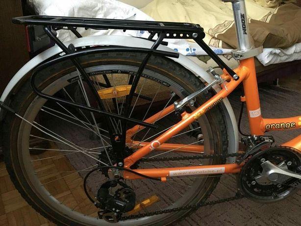 Rower Eurobike stan idealny kola 24 cale