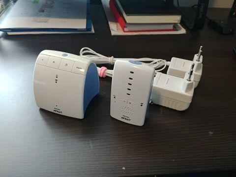 Niania elektroniczna PHILIPS AVENT SCD 510 Zestaw