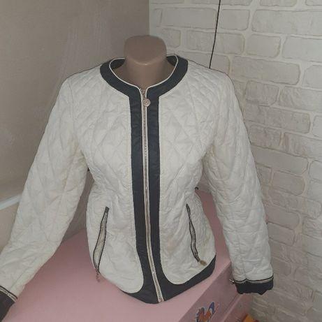 Стеганная Куртка пиджак