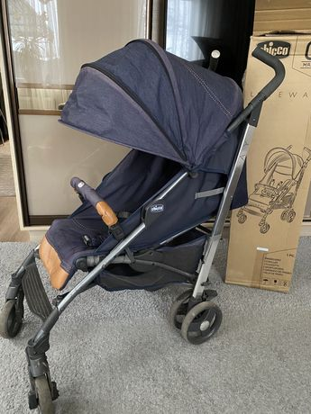 Коляска трость Chicco Lite Way 3 Top Stroller