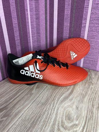 Футзалки Adidas копи оригiнал бампи 42 розмiр