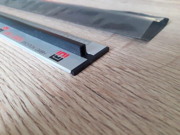 Linijka aluminiowa,  liniał nowa