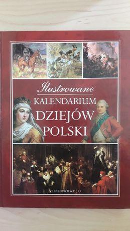 Ilustrowane Kalendarium Dziejów Polski, Ryszard Kaczmarek. Historia