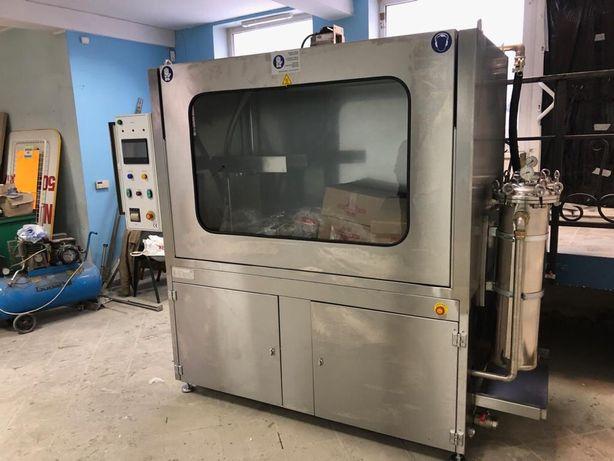 Maszyna do regeneracji/czyszczenia DPF FAP SRC filtrow czastek stalych
