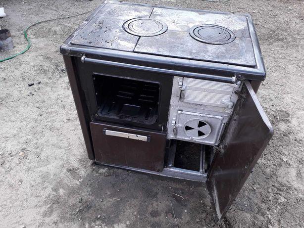 kuchnia węglowa używana
