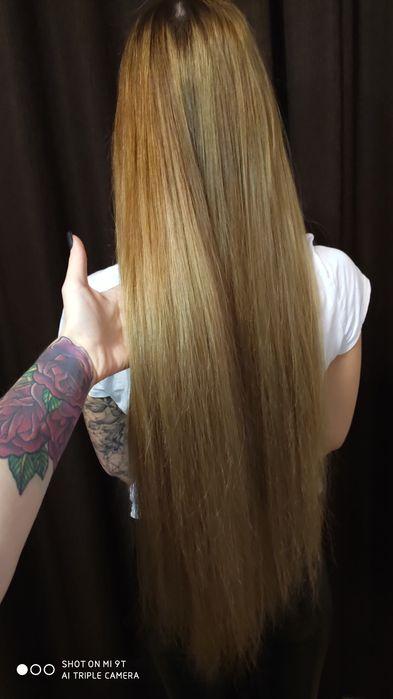 Наращивание волос Буча - изображение 1