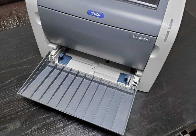 Лазерный принтер EPSON EPL-6200L черно-белый