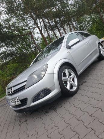 Opel Astra GTC 1.8 benzyna+ LPG 2005r w dobrym stanie