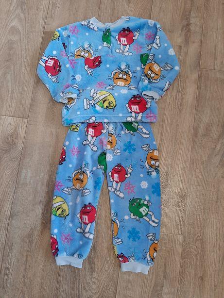 Пижама теплая мягкая