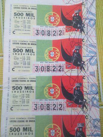 Loteria federal brasileiro