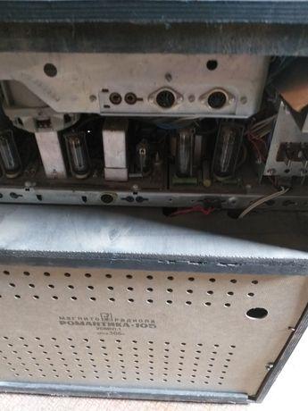 Радиола магнитофон СССР 700 гр