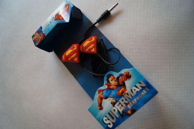 Słuchawki Superman DC Comics orginal