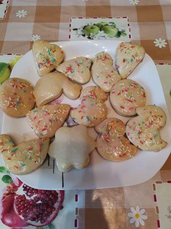 Ciastka domowej produkcji
