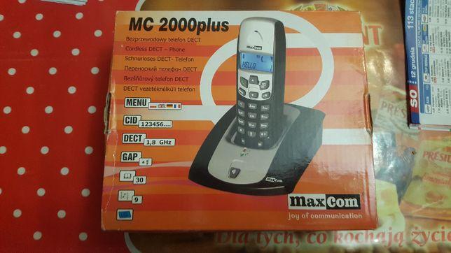 Telefon MaxCom MC 2000 plus