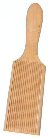 Tábua para fazer Gnocchi em pinho