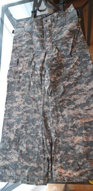 Spodnie męskie moro