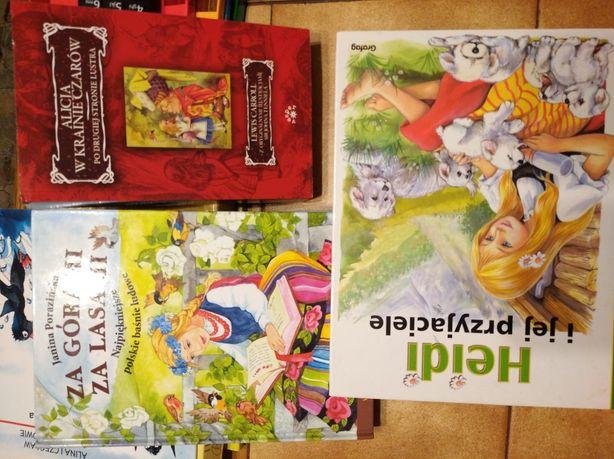 Nowe książki dla dzieci , bajki