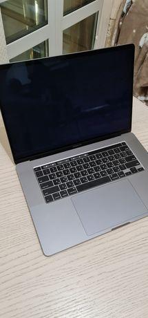 MacBook Pro 16'' 16Gb Ram 512GB Space Gray  2019
