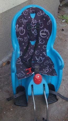 Fotelik rowerowy Hamax sprawny