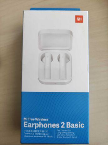 Auriculares Xiaomi Mi True Wireless Earphones 2 Basic Branco - Lacrado