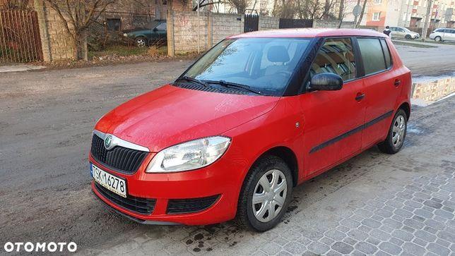 Škoda Fabia SKODA FABIA, 2012r, przeb.87600, 1.2 benz, II właściciel, polski salon