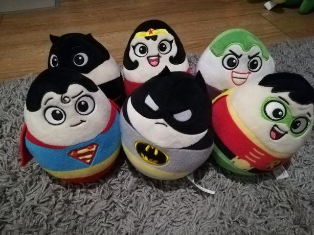 Maskotki jajka DC comics
