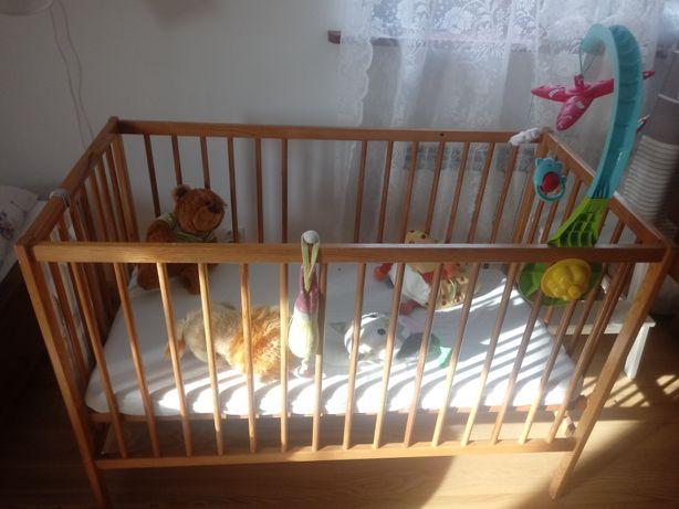 Łóżeczko dla niemowlaka drewex