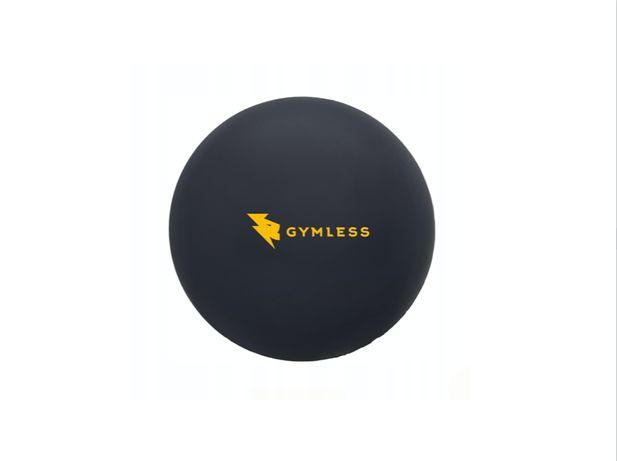 Piłka do masażu - czarna