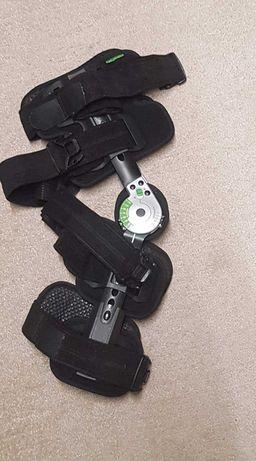 orteza ortopedyczna pooperacyjna stawu kolanowego