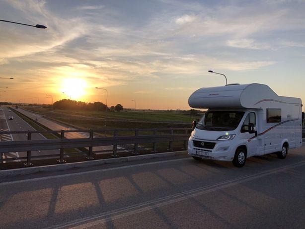MazuryCamp wynajem kamperów Ostróda- wersja zimowa