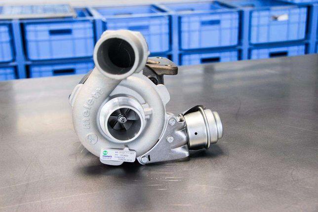 Turbina Alfa Romeo 159 2.4jtdm 210 turbosprężarka